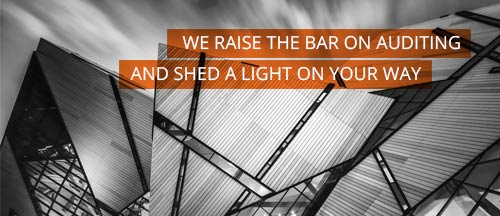 We Rais The Bar On Auditing And Shed A Light On Your Way